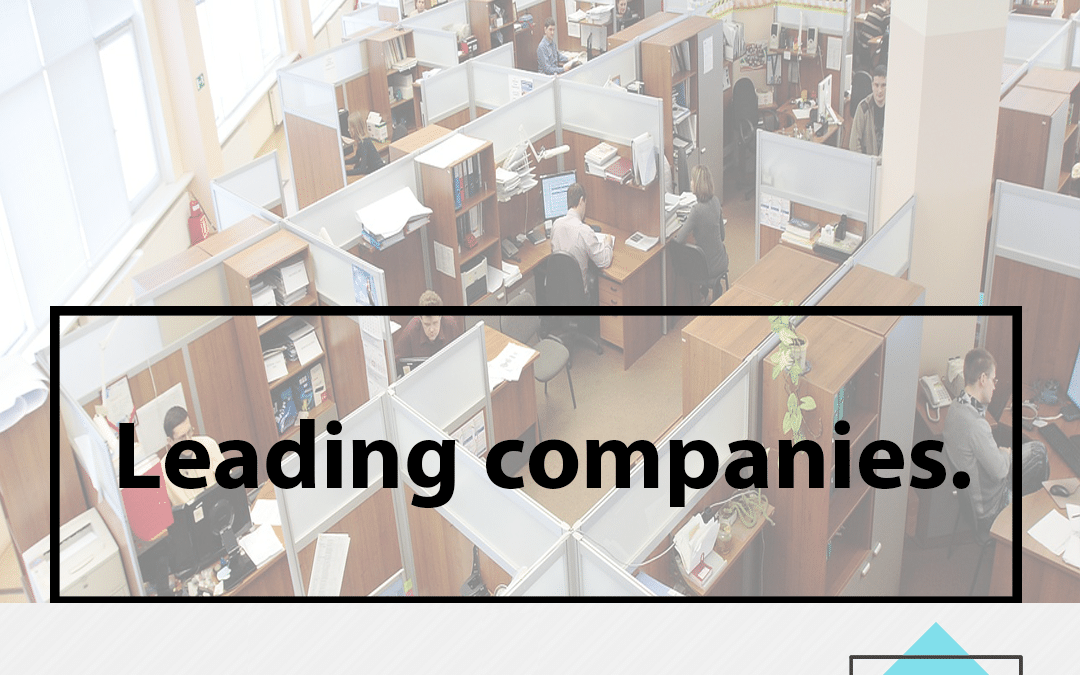 Leading companies